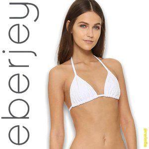 Eberjey Swim Crystal Valley Gisele Bikini Top